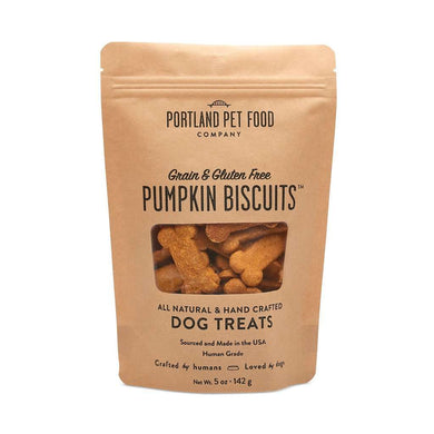 Portland Pet Food Company Grain & Gluten-Free Pumpkin Biscuits