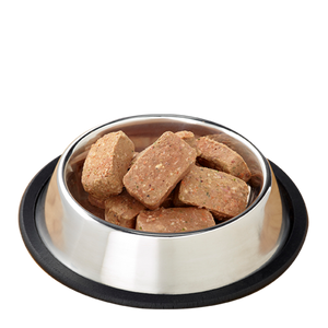PRIMAL Duck Nuggets Frozen Raw Dog Food 3 lb