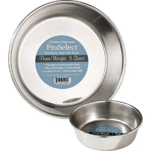 ProSelect Dura Weight Stainless Steel Bowls