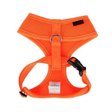 Load image into Gallery viewer, Puppia Neon Soft Vest Harness-Orange