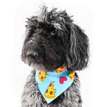Load image into Gallery viewer, Ripley & Rue Pizza My Heart Bandana