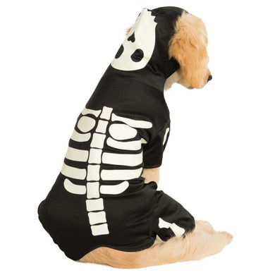 Rubie's Glow In The Dark Skeleton Pet Costume