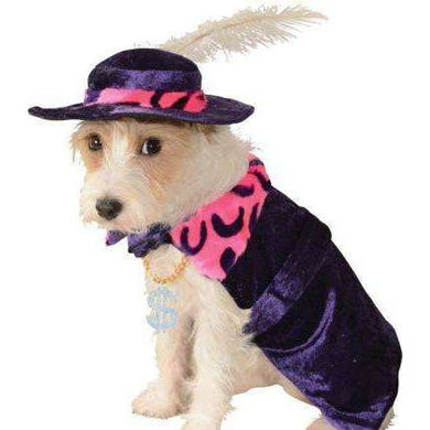 Rubie's Mac Daddy Pet Costume