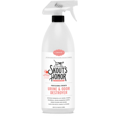 Skout's Honor Cat Urine Destoyer 35 oz.