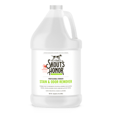 Load image into Gallery viewer, Skout's Honor Stain & Odor Remover 1 Gallon