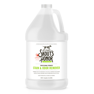 Skout's Honor Stain & Odor Remover 1 Gallon