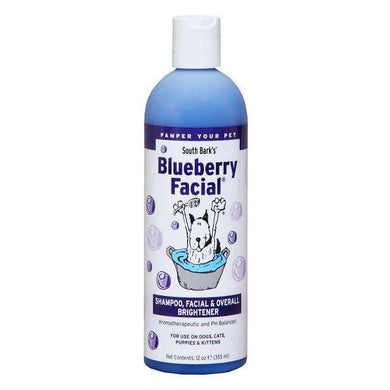 South Bark's Blueberry Facial Shampoo 12 oz.