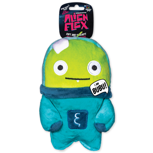 Spunky Pup Bubu Alien Dog Toy