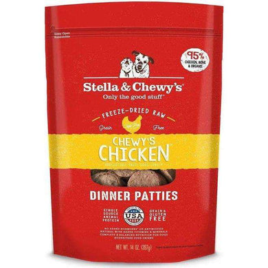 Stella & Chewy's Freeze-Dried Raw Chewy's Chicken Dog Food