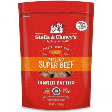 Stella & Chewy's Freeze-Dried Raw Super Beef Dog Food
