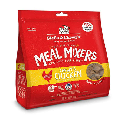 Stella & Chewy's Meal Mixers Chicken Formula Raw Dog Food