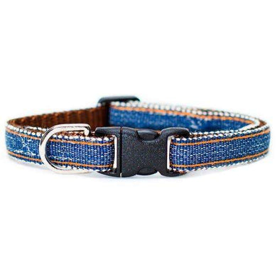 Sweet Pickles Designs The Blue Cat Collar
