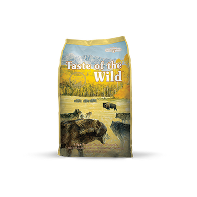 Taste of the Wild High Prairie Formula Dry Dog Food