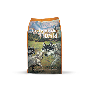 Taste of the Wild High Prairie Puppy Formula Dry Dog Food