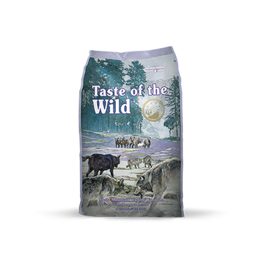 Taste of the Wild Sierra Mountain Formula Dry Dog Food