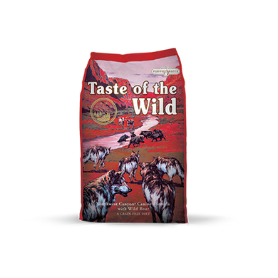 Taste of the Wild Southwest Canyon Formula Dry Dog Food