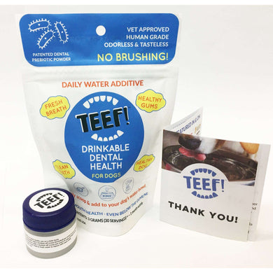 Teef! Daily Dental Care Water Additive