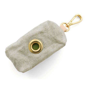 The Foggy Dog Fog Waxed Canvas Waste Bag Dispenser