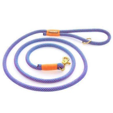 The Foggy Dog Neon Tetra Climbing Rope Leash