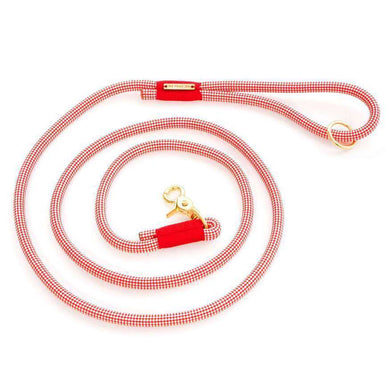 The Foggy Dog Strawberry Climbing Rope Leash