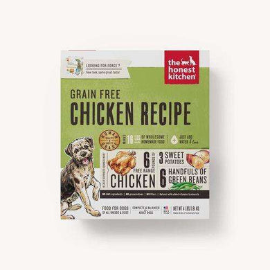 The Honest Kitchen Grain-free Chicken Dehydrated Dog Food