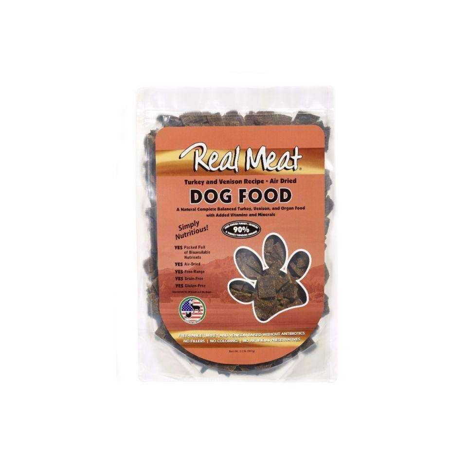 The Real Meat Company Turkey & Venison Dog Food