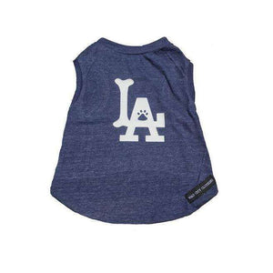 Wag City Clothing Let's Play Ball Dodger Tee