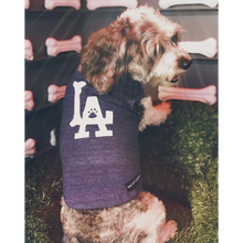 Load image into Gallery viewer, Wag City Clothing Let's Play Ball Dodger Tee