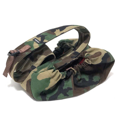 wagwear Messenger Pouch Carrier-Camouflage