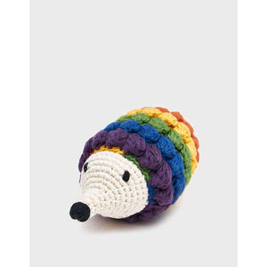 Ware of the Dog Hedgehog Toy