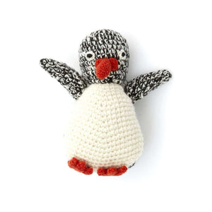 Ware of the Dog Penguin Toy