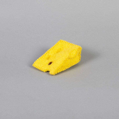 Ware of the Dog Swiss Cheese Cat Toy