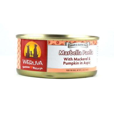 Weruva Marbella Paella Canned Dog Food 5.5 oz.