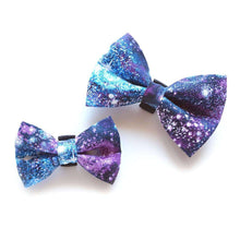 Load image into Gallery viewer, Winthrop Clothing Co. Galaxy Bowtie