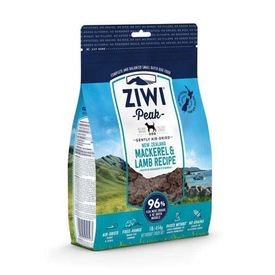 Ziwi Peak Mackerel & Lamb Air-Dried Dog Food