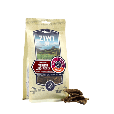 Ziwi Peak Venison Lung & Kidney Chews