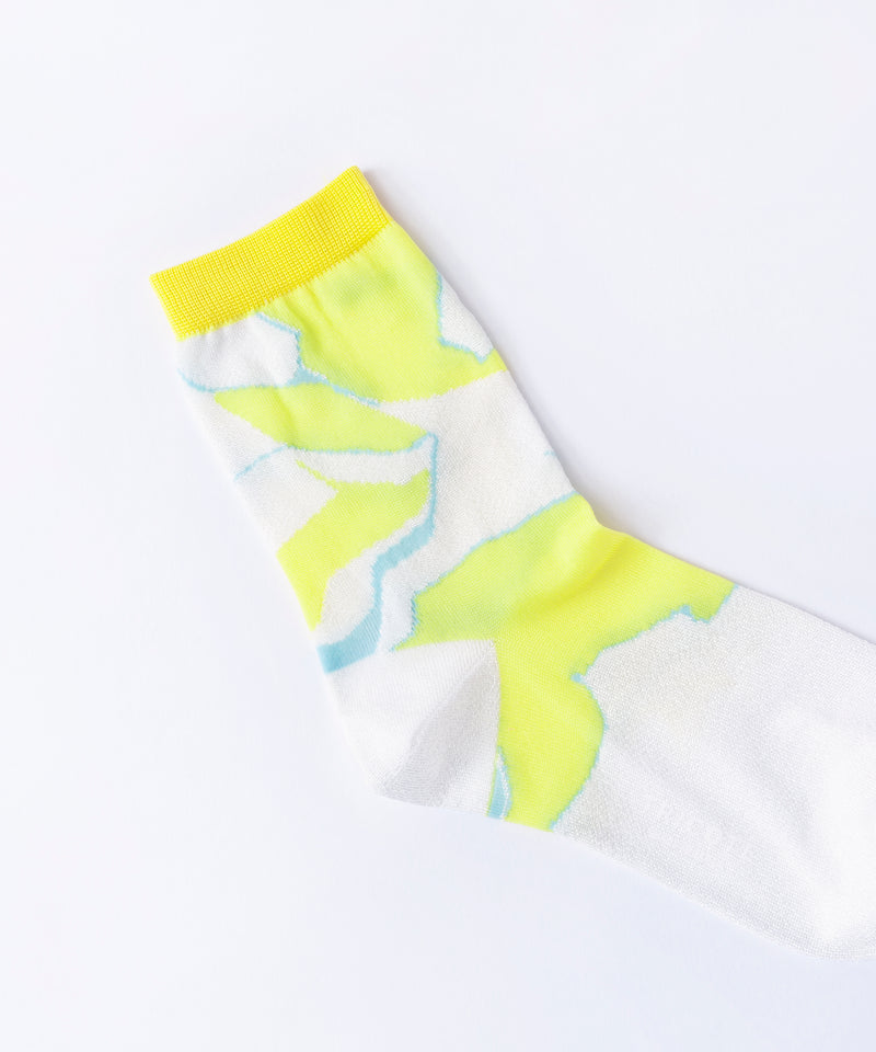 COLOR MARBLE SOCKS