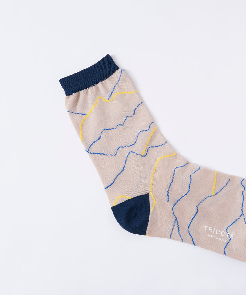 MOUNTAIN RANGE SOCKS