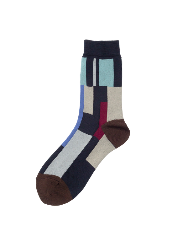 RANDOM PATCH PAPA SOCKS (MENS)