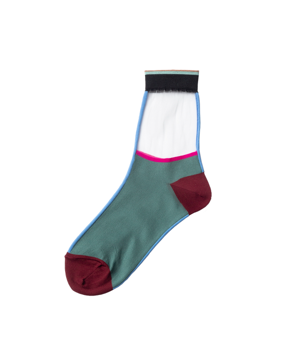 SHEER LINE SOCKS