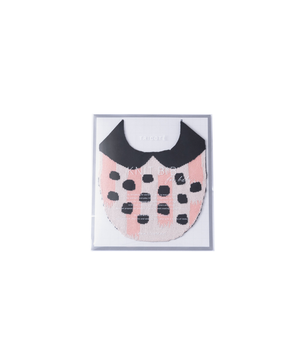 DOT STRIPE BIB