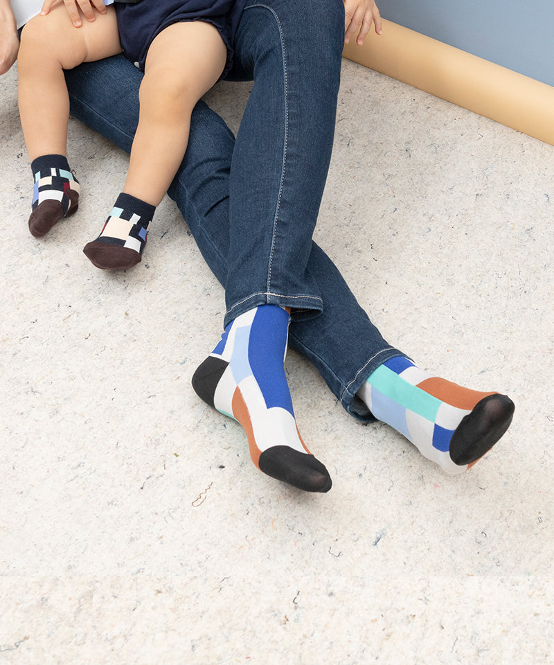 RANDOM PATCH SOCKS (KIDS)