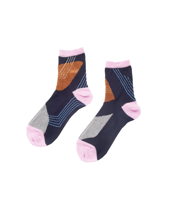 SYMMETRY LINE SOCKS
