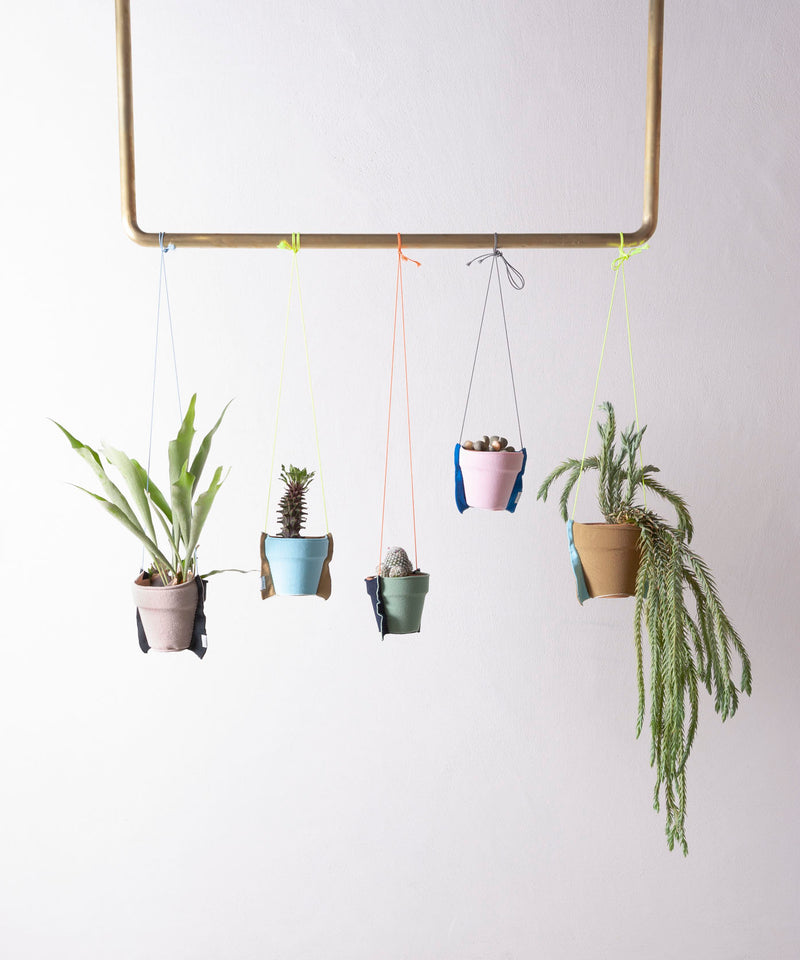 HANGING PLANT POT COVER M