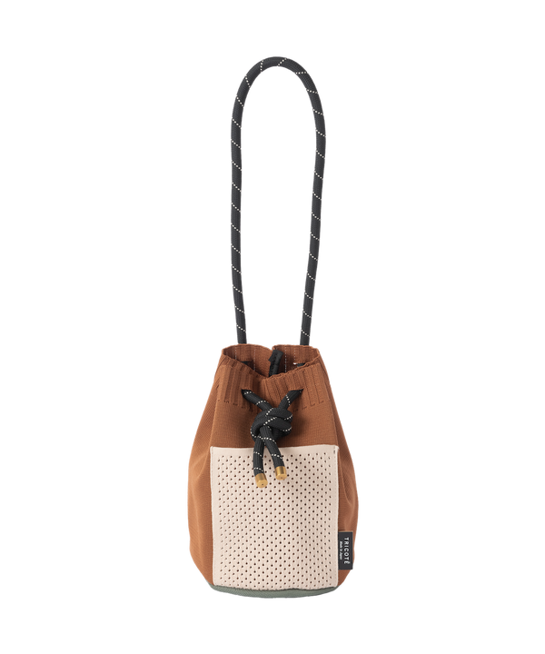 MESH POCKET HANDBAG