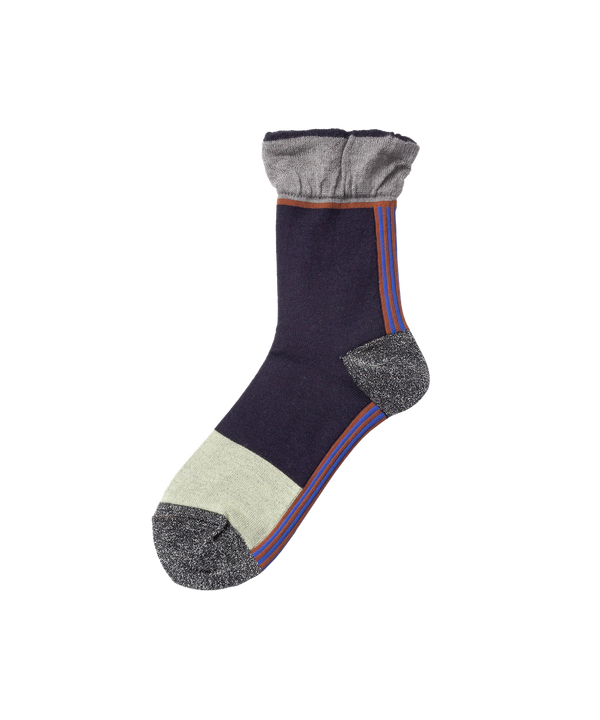 TOE LAME BACK LINE SOCKS