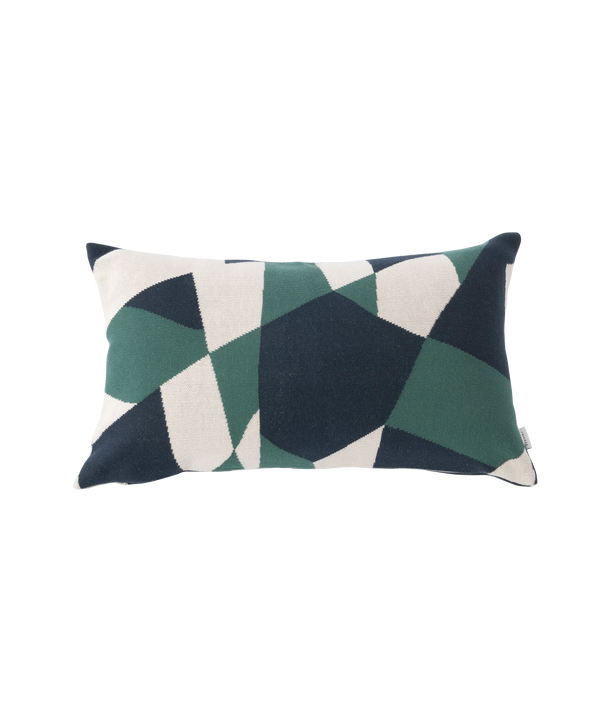 BLOCK CUSHION COVER 30×50