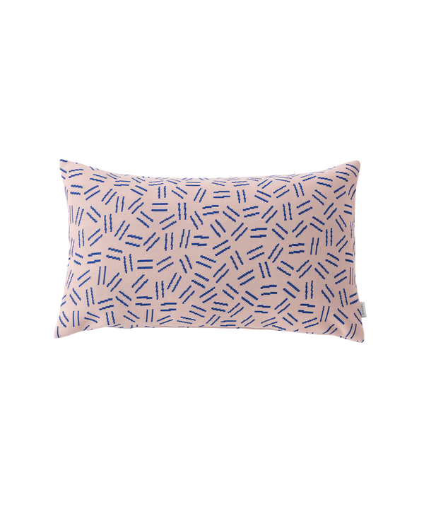 FOOTMARK CUSHION COVER 30×50