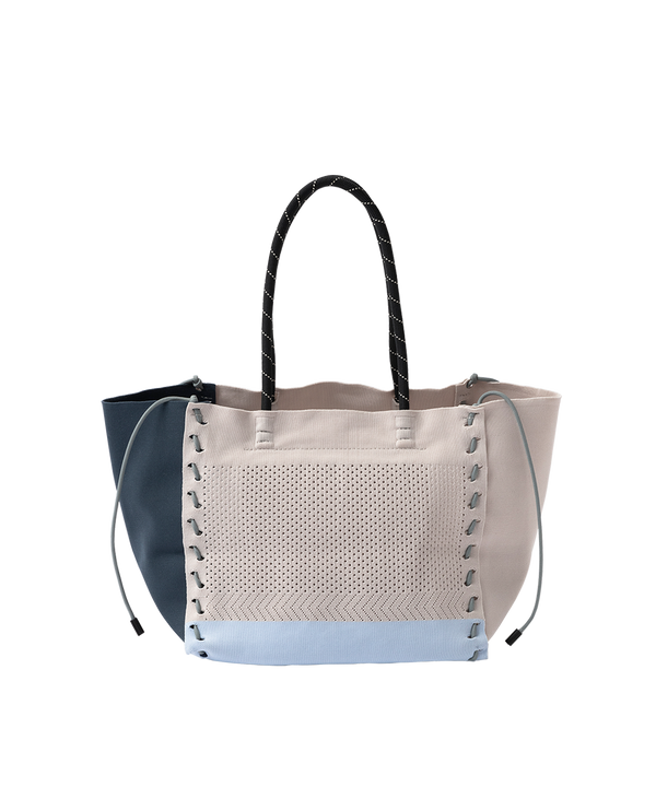 CORD STITCH TOTE BAG