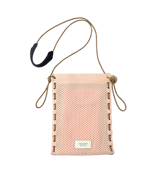 CORD STITCH SHOULDER BAG
